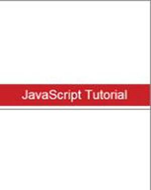 The JavaScript Tutorial